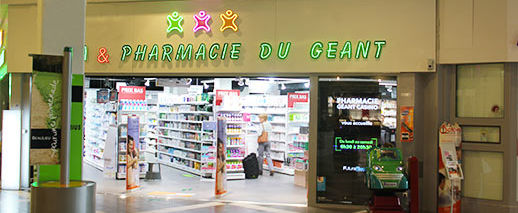 Pharmacie du Géant Casino, Poitiers