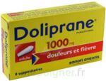 DOLIPRANE ADULTES 1000 mg, suppositoire à Poitiers