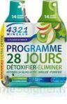 4321 MINCEUR ULTRA DETOX PROGRAMME 28 JOURS, fl 280 ml x 2 à Poitiers