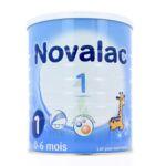 NOVALAC LAIT 1 BOITE 800G à Poitiers