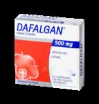 DAFALGAN 500 mg, comprimé effervescent sécable à Poitiers
