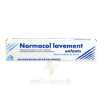 NORMACOL LAVEMENT ENFANTS, solution rectale, récipient unidose à Poitiers