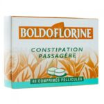 BOLDOFLORINE, comprimé pelliculé à Poitiers