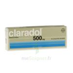 CLARADOL 500 mg, comprimé sécable à Poitiers