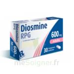 DIOSMINE RPG 600 mg, comprimé pelliculé à Poitiers