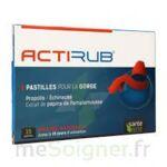 Acti'rub Pastilles à Poitiers