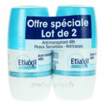 ETIAXIL DEO 48H ROLL-ON LOT 2 à Poitiers