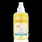 Acheter VICHY CAPITAL SOLEIL SPF30 Eau solaire hydratante Spray/200ml à Poitiers