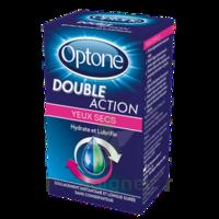 Optone Double Action Solution Oculaire Yeux Secs Fl/10ml à Poitiers