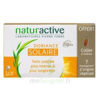 Naturactive Doriance Solaire 2x30 Capsules + 1 Collier Offert