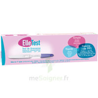 GILBERT ELLE TEST test de grossesse à Poitiers