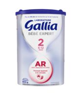 GALLIA BEBE EXPERT AR 2 Lait en poudre B/800g à Poitiers