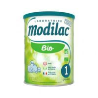 Modilac Bio 1 Lait En Poudre B/800g à Poitiers
