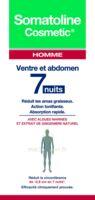 Acheter Somatoline Cosmetic Ventre et Abdomen 7 Nuits Homme 150ml à Poitiers