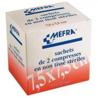 Mefra, 7,5 Cm X 7,5 Cm, Sachet De 2, 50 Sachets, Bt 100 à Poitiers