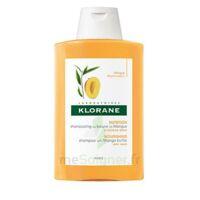 Acheter Klorane Beurre de Mangue Shampooing Cheveux secs 200ml à Poitiers