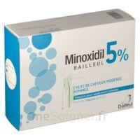 Minoxidil Bailleul 5 % Solution Pour Application Cutanée 3 Fl/60ml à Poitiers