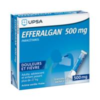 Efferalgan 500 Mg Glé En Sachet Sach/16 à Poitiers