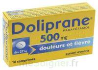Doliprane 500 Mg Comprimés 2plq/8 (16) à Poitiers