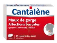 CANTALENE, comprimé à sucer à Poitiers
