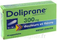 DOLIPRANE 300 mg Suppositoires 2Plq/5 (10) à Poitiers
