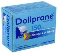 Doliprane 150 Mg Poudre Pour Solution Buvable En Sachet-dose B/12 à Poitiers