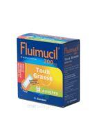 FLUIMUCIL EXPECTORANT ACETYLCYSTEINE 200 mg ADULTES SANS SUCRE, granulés pour solution buvable en sachet édulcorés à l'aspartam et au sorbitol à Poitiers