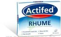 ACTIFED RHUME, comprimé à Poitiers