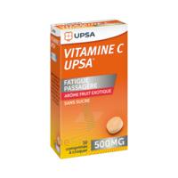 VITAMINE C UPSA 500 mg fruit exotique, comprimé à croquer à Poitiers