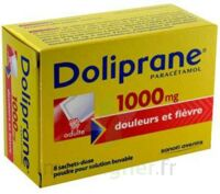 DOLIPRANE 1000 mg Poudre pour solution buvable en sachet-dose B/8 à Poitiers