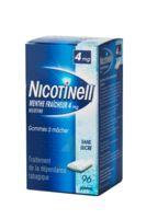 NICOTINELL MENTHE FRAICHEUR 4 mg SANS SUCRE, gomme à mâcher médicamenteuse 8Plq/12 à Poitiers