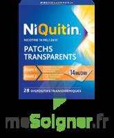 NIQUITIN 14 mg/24 heures, dispositif transdermique Sach/28 à Poitiers