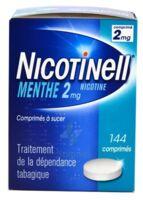 NICOTINELL MENTHE 2 mg, comprimé à sucer Plaq/144 à Poitiers