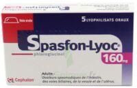 SPASFON LYOC 160 mg, lyophilisat oral à Poitiers
