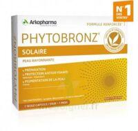 Phytobronz Solaire Caps Tous Types De Peaux B/30 à Poitiers