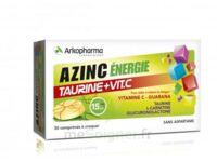 Azinc Energie Taurine + Vitamine C Comprimés à Croquer Dès 15 Ans B/30 à Poitiers