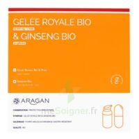 Aragan Gelée Royale & Ginseng Bio 15000 Mg Gelée + Comprimés Fl Pompe Airless/18g + Comprimés à Poitiers
