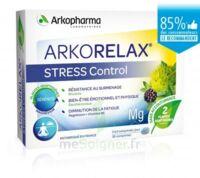 Arkorelax Stress Control Comprimés B/30 à Poitiers
