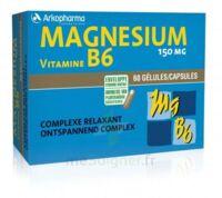 Arkovital Magnésium Vitamine B6 Gélules B/60 à Poitiers