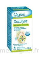 QUIES DOCULYSE ANTIBOUCHON DE CERUMEN, fl 30 ml à Poitiers