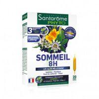 Santarome Bio Sommeil 8H Solution buvable 20 Ampoules/10ml