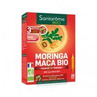 Santarome Bio Morinca Maca Solution Buvable 20 Ampoules/10ml à Poitiers