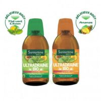 Ultradraine Bio Solution buvable Ananas Fl/500ml à Poitiers