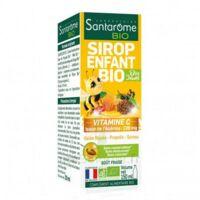 Santarome Bio Sirop fortifiant enfant Fl/150ml à Poitiers