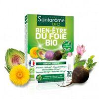 Santarome Bio Gélules Bien-être du foie B/30 à Poitiers