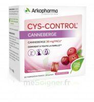 Cys-Control 36mg Poudre orale 20 Sachets/4g à Poitiers