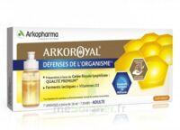 Arkoroyal Défenses Naturelles Gelée Adulte 7 Doses/10ml à Poitiers