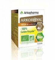 Arkoroyal 100% Gelée royale bio Gelée Pot/40g à Poitiers