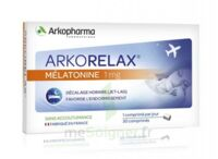 Arkorelax Melatonine 1 mg Comprimés B/30 à Poitiers