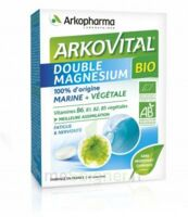 Arkovital Bio Double Magnésium Comprimés B/30 à Poitiers